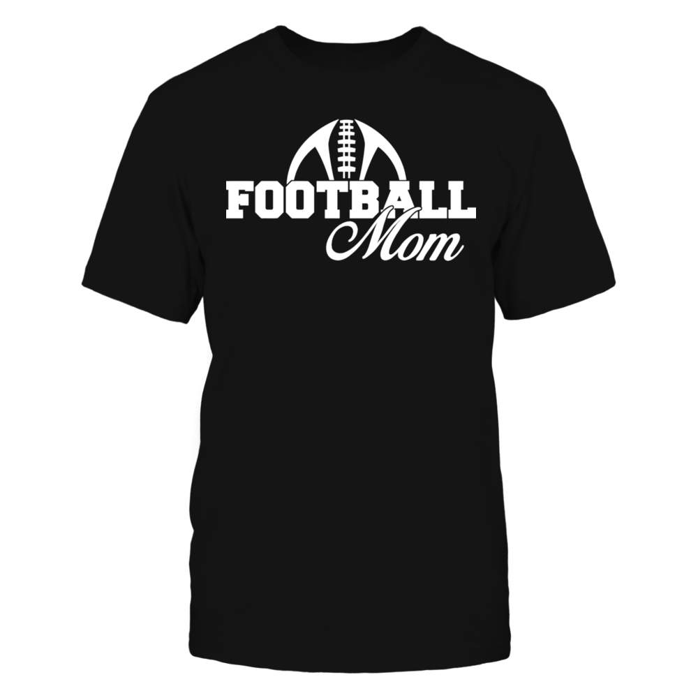 TShirt Hoodie Football mom - football mom T-Shirt FanPrint