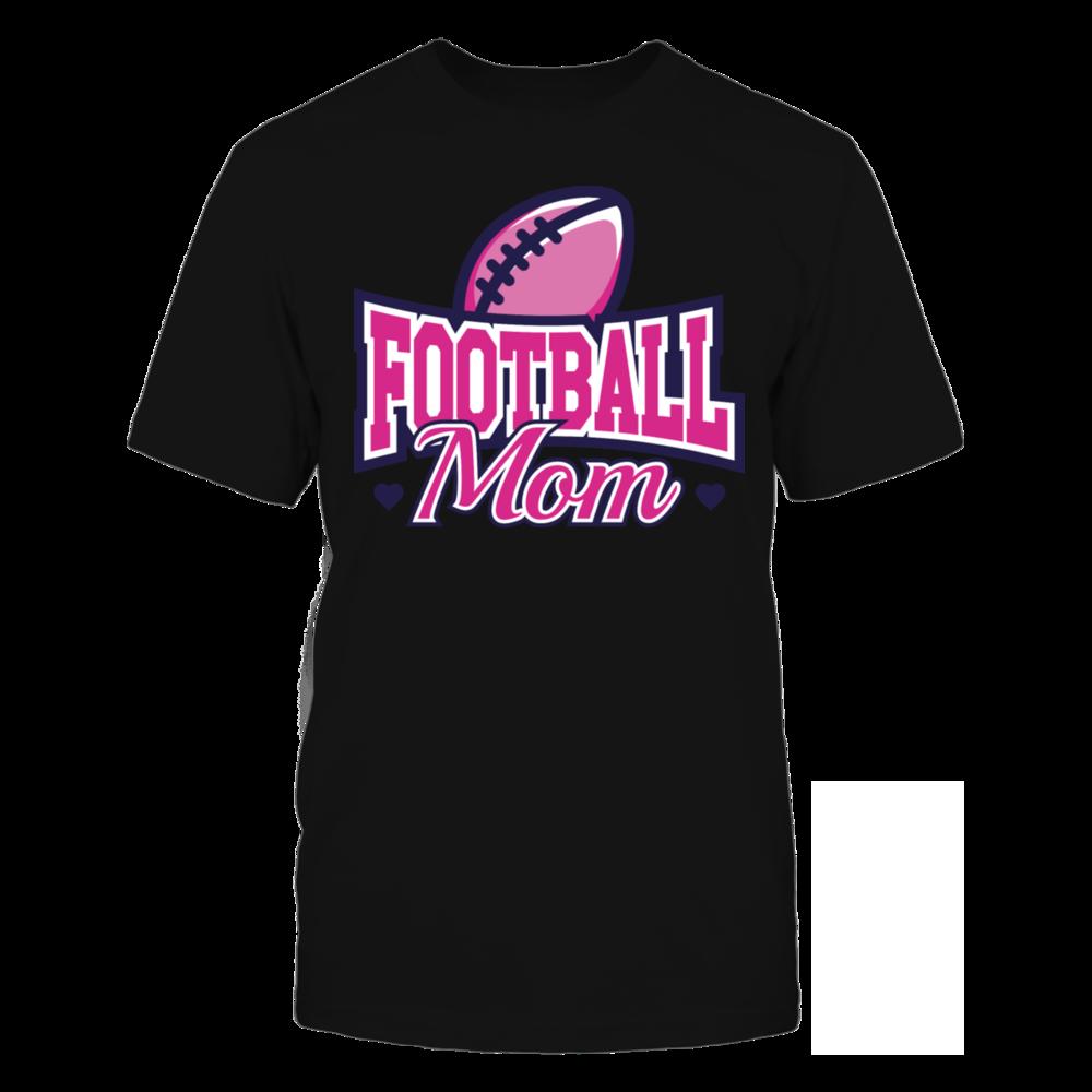 TShirt Hoodie Football Mom T-Shirt 1 FanPrint