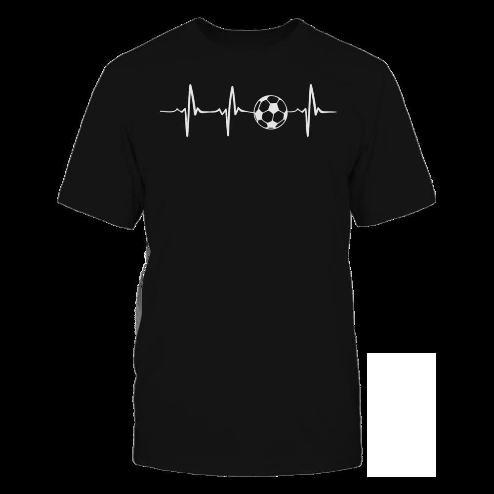 TShirt Hoodie Heartbeat Football T-Shirt FanPrint