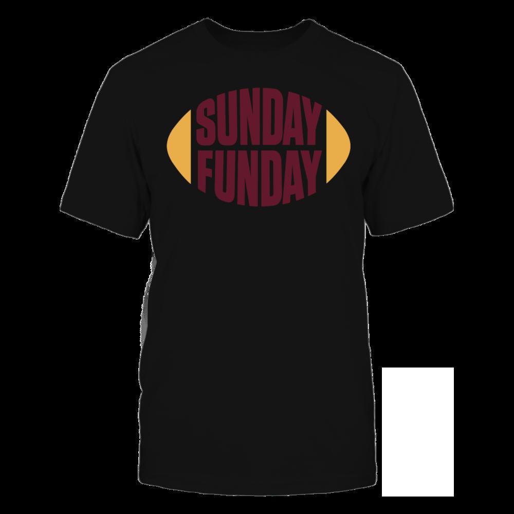 TShirt Hoodie Sunday Funday T-Shirt FanPrint