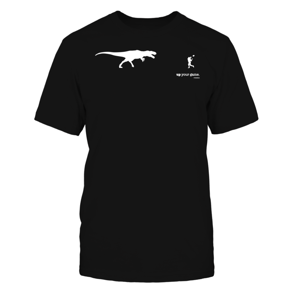 TShirt Hoodie T. Rex Up your game (white) T-Shirt FanPrint
