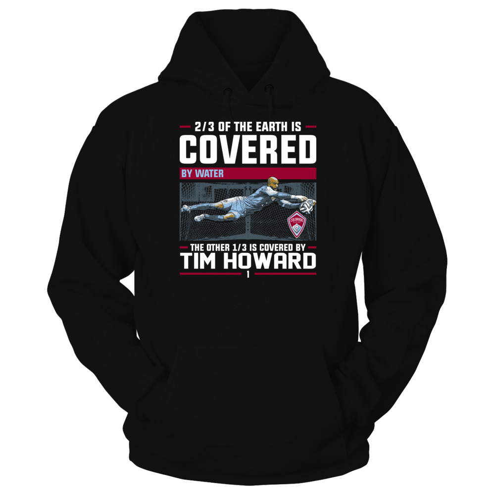 Tim Howard - Covered By Front picture