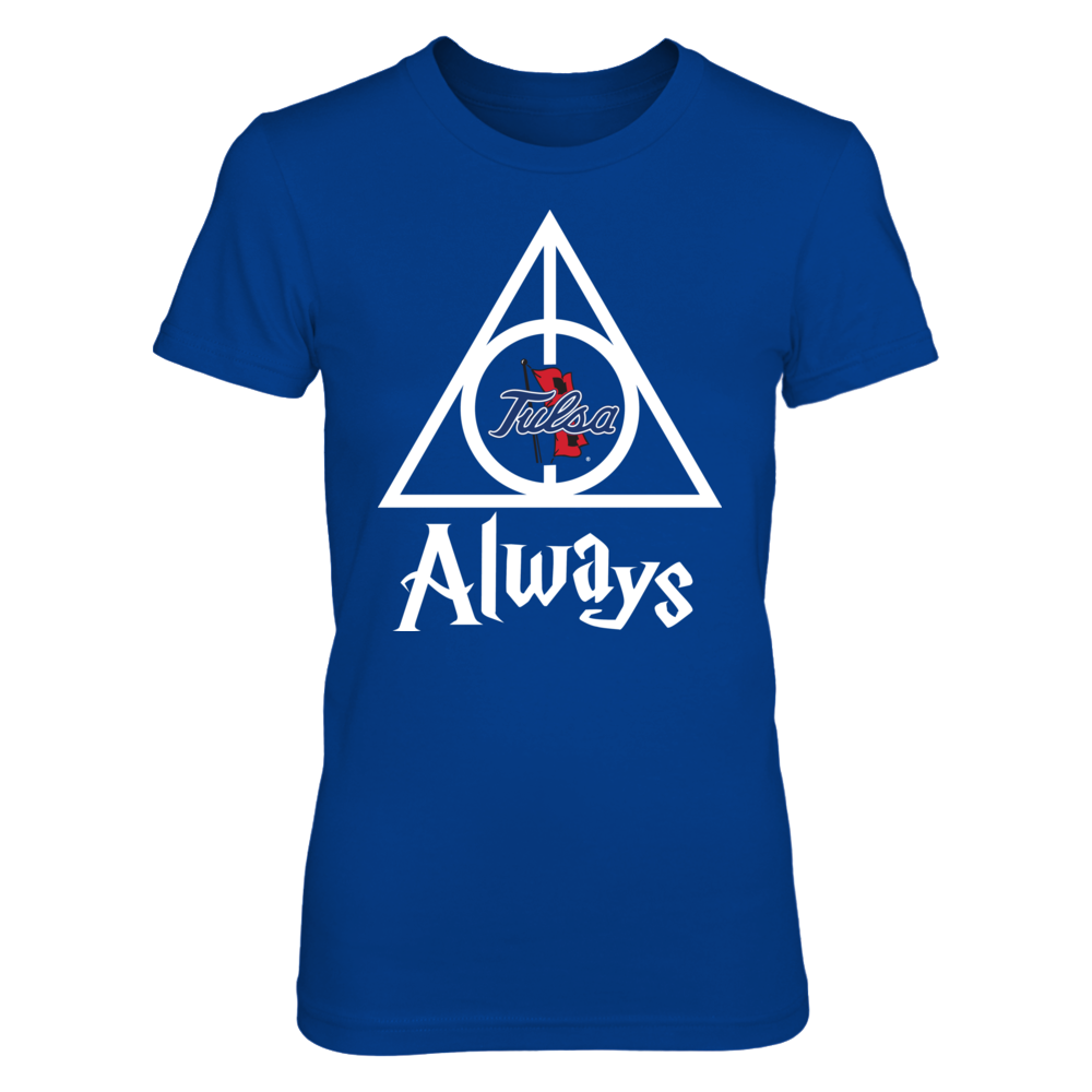 Tulsa Golden Hurricane - Deathly Hallows Front picture
