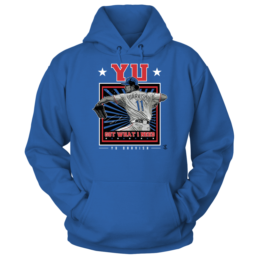 Yu Darvish Yu Darvish - Yu Got What I Need FanPrint