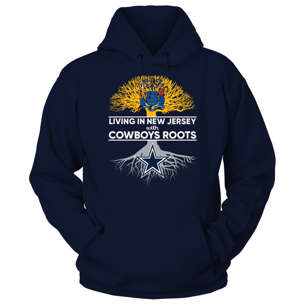 Dallas Cowboys - Living Roots (New Jersey) Front picture