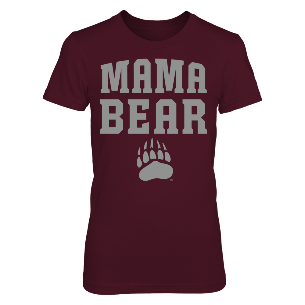 Mama Bear - Montana Grizzlies Front picture