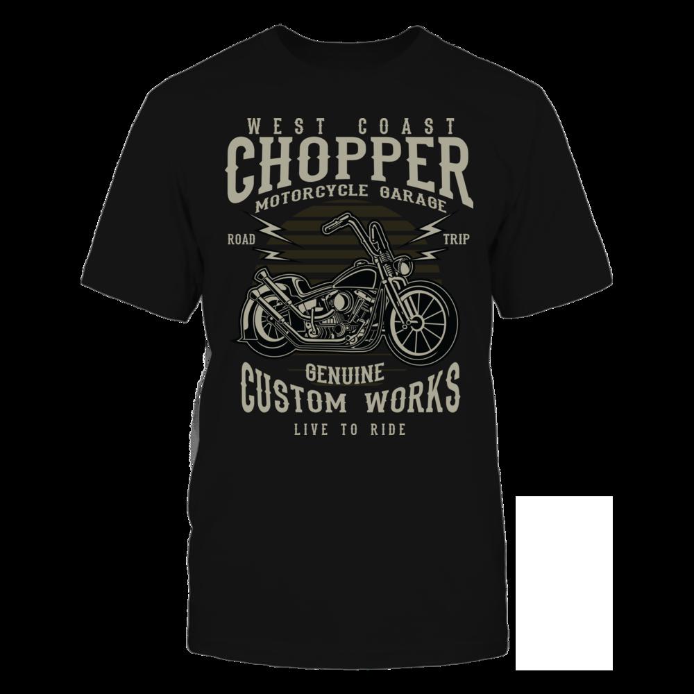 Chopper2 - Black Front picture