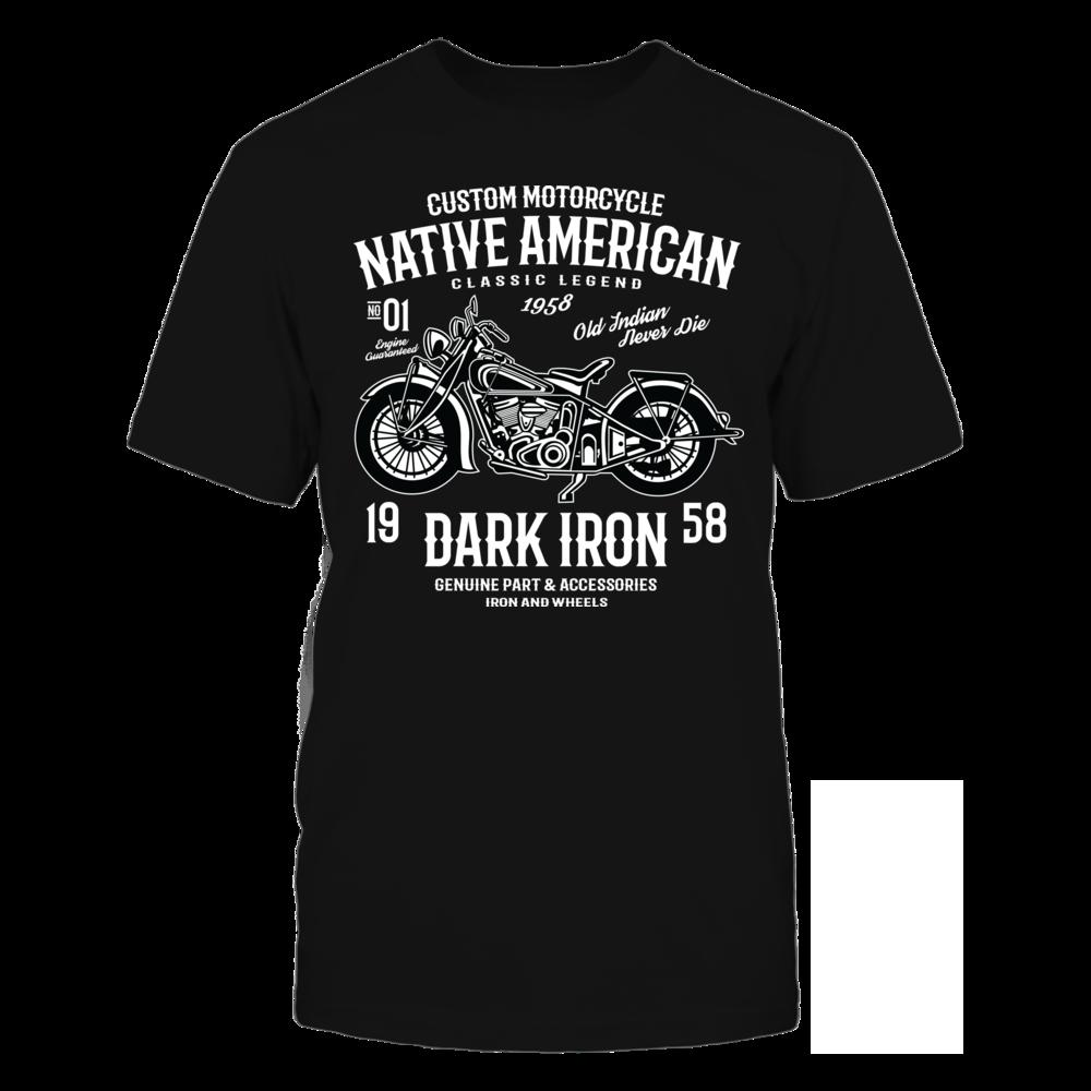 Dark Iron2 - Black Front picture
