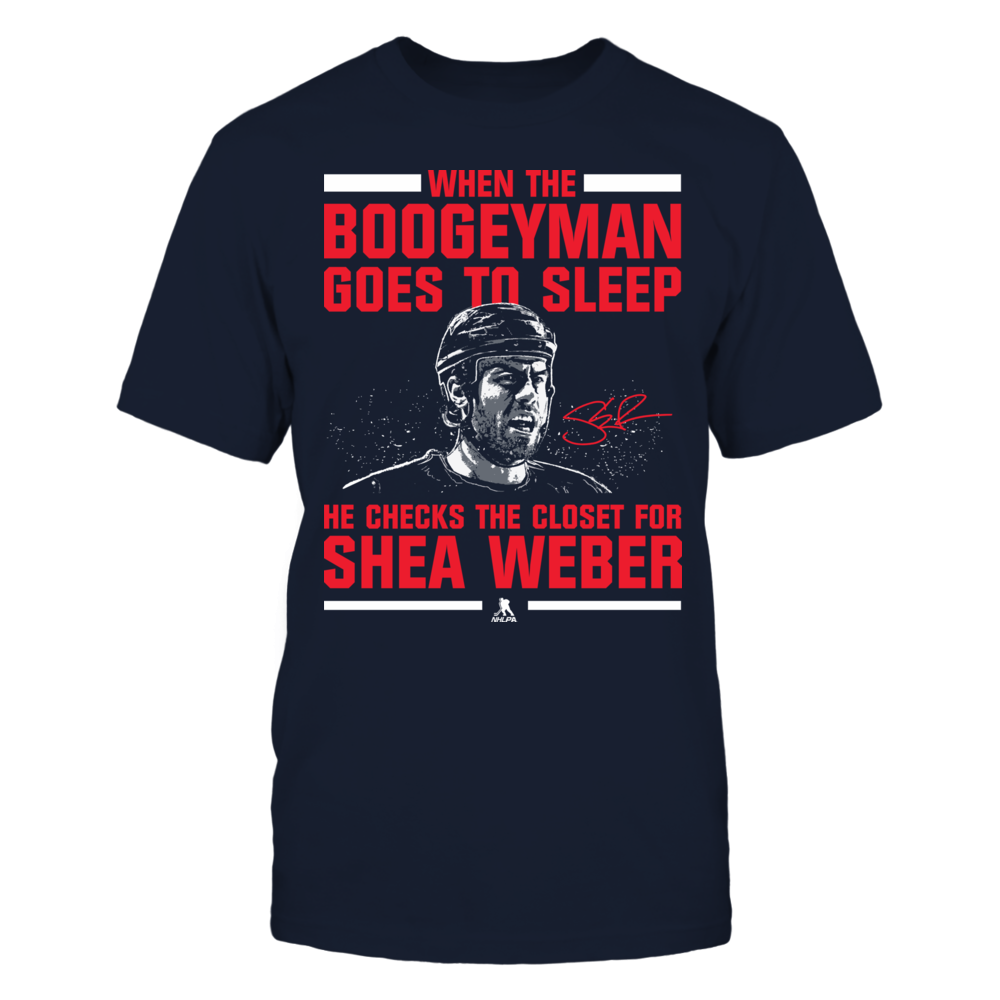 Shea Weber - When The Boogeyman Goes To Sleep Front picture