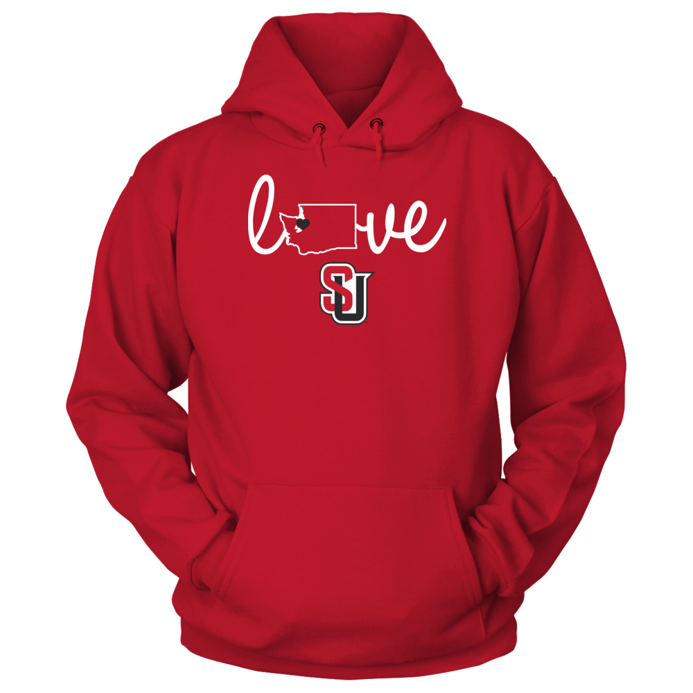Seattle Redhawks - State Love Front picture
