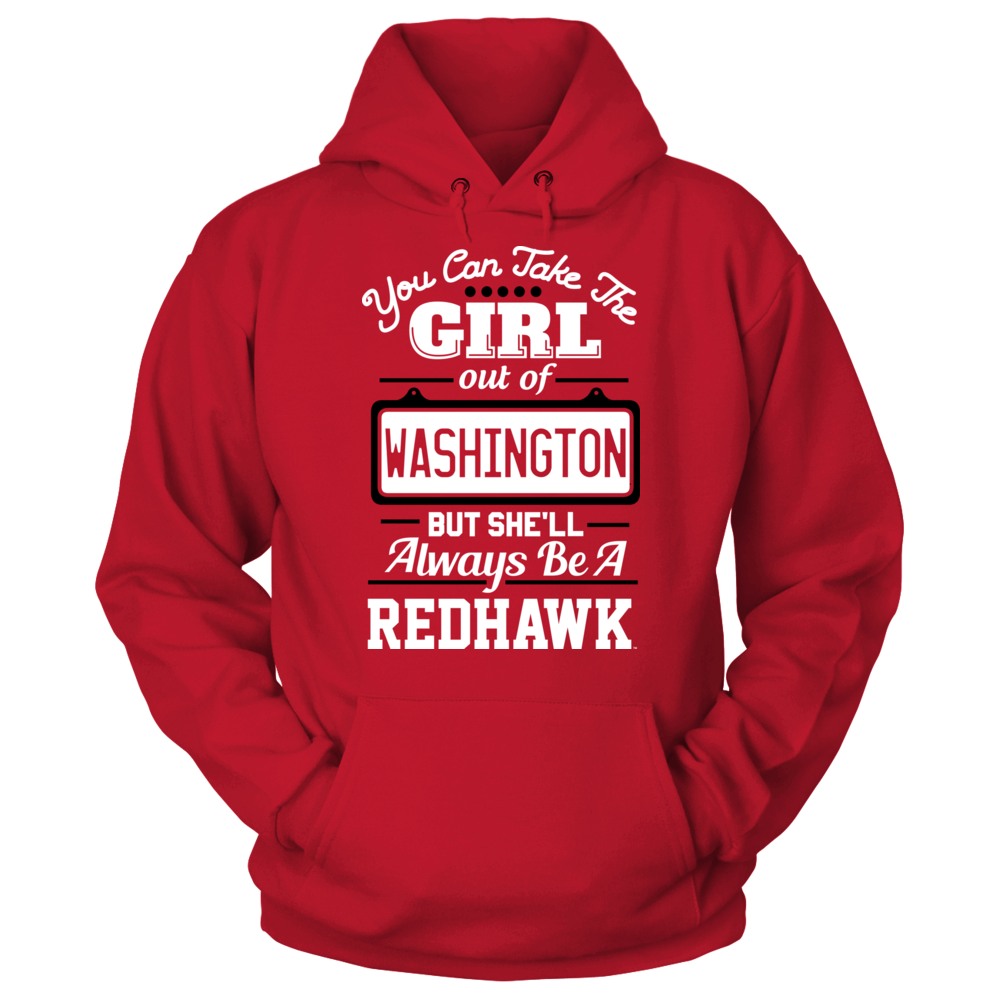 Seattle Redhawks Seattle Redhawks - Take Her Out FanPrint