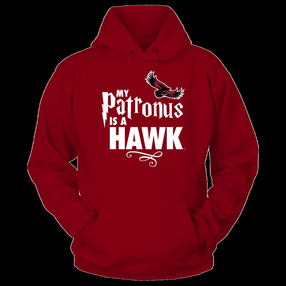 Saint Joseph's Hawks - My Patronus Is Front picture