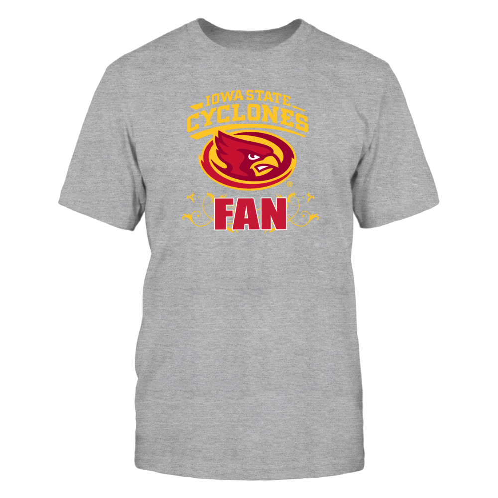 Iowa State Cyclones Iowa State Cylcones Fan FanPrint