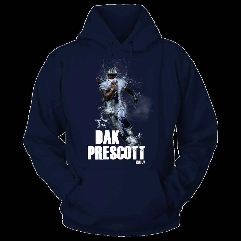 Dak Prescott Dak Prescott - Electric FanPrint