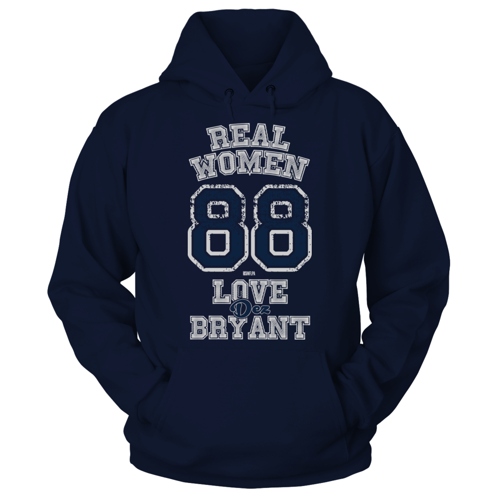Real Women Love Dez Bryant Front picture