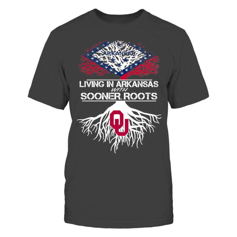 Oklahoma Sooners - Living Roots - AR Front picture