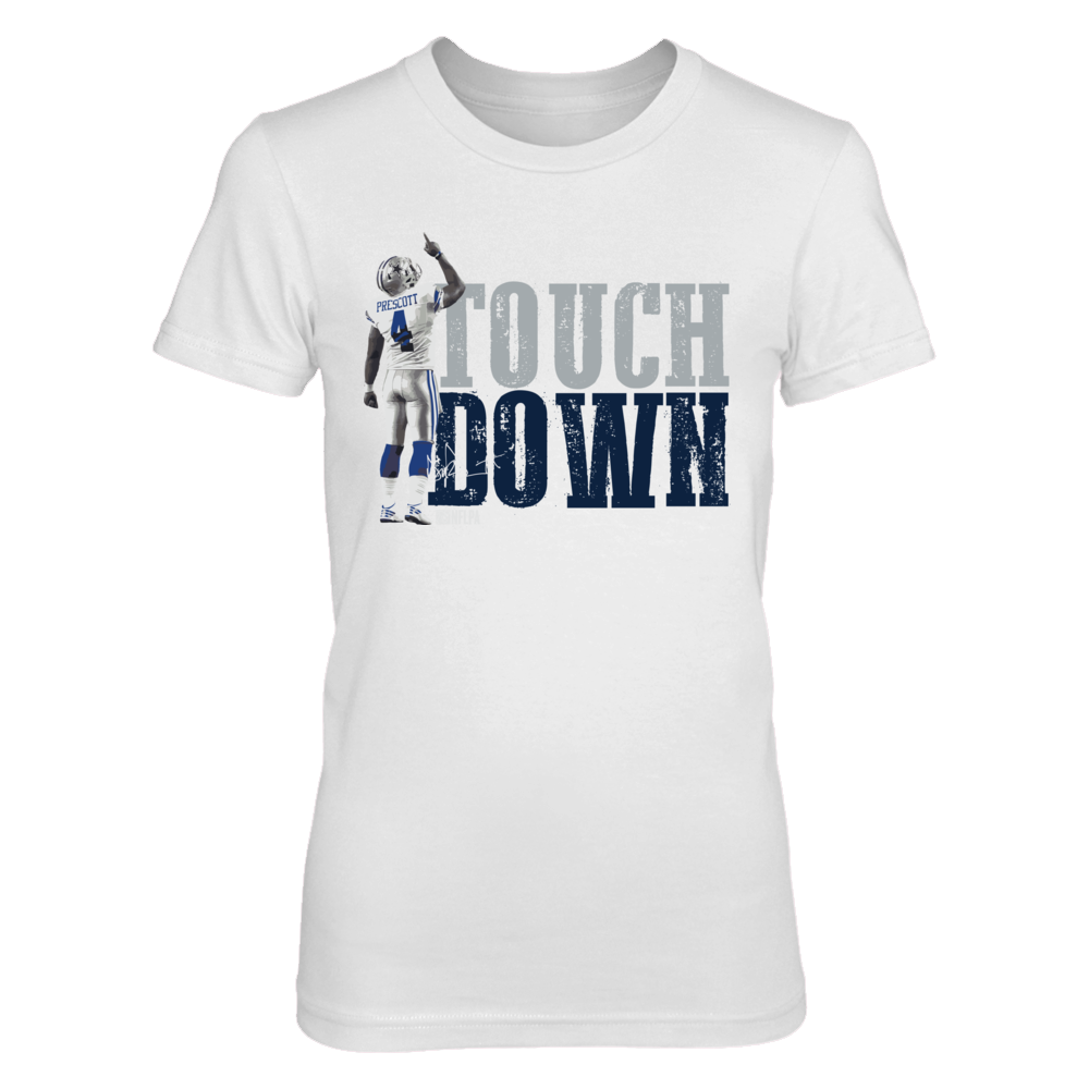 Touch Down - Dak Prescott Front picture