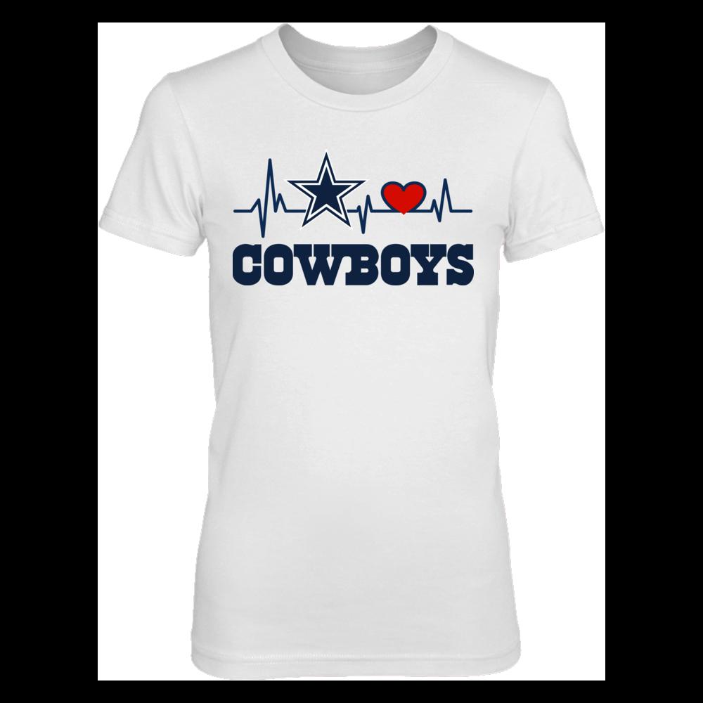 Dallas Cowboys - Heartbeat Cowboys Front picture
