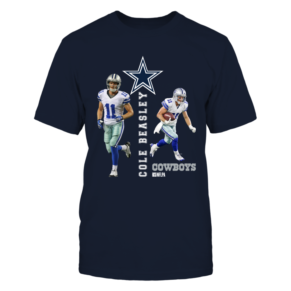 Cole Beasley - Dallas Cowboys T-Shirt Front picture