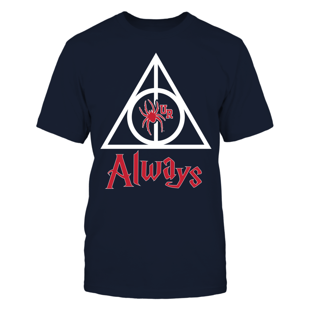 Richmond Spiders - Deathly Hallows Front picture