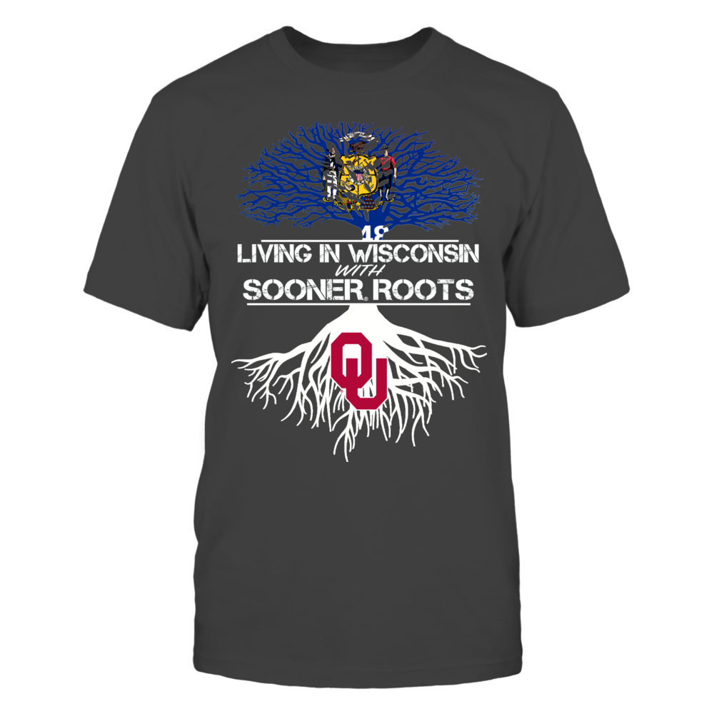 Oklahoma Sooners - Living Roots - WI Front picture