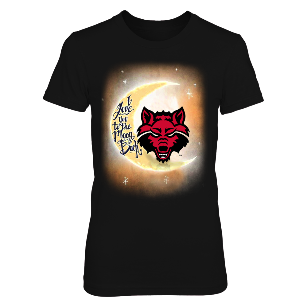 Arkansas State Red Wolves LIMITED EDITION! FanPrint