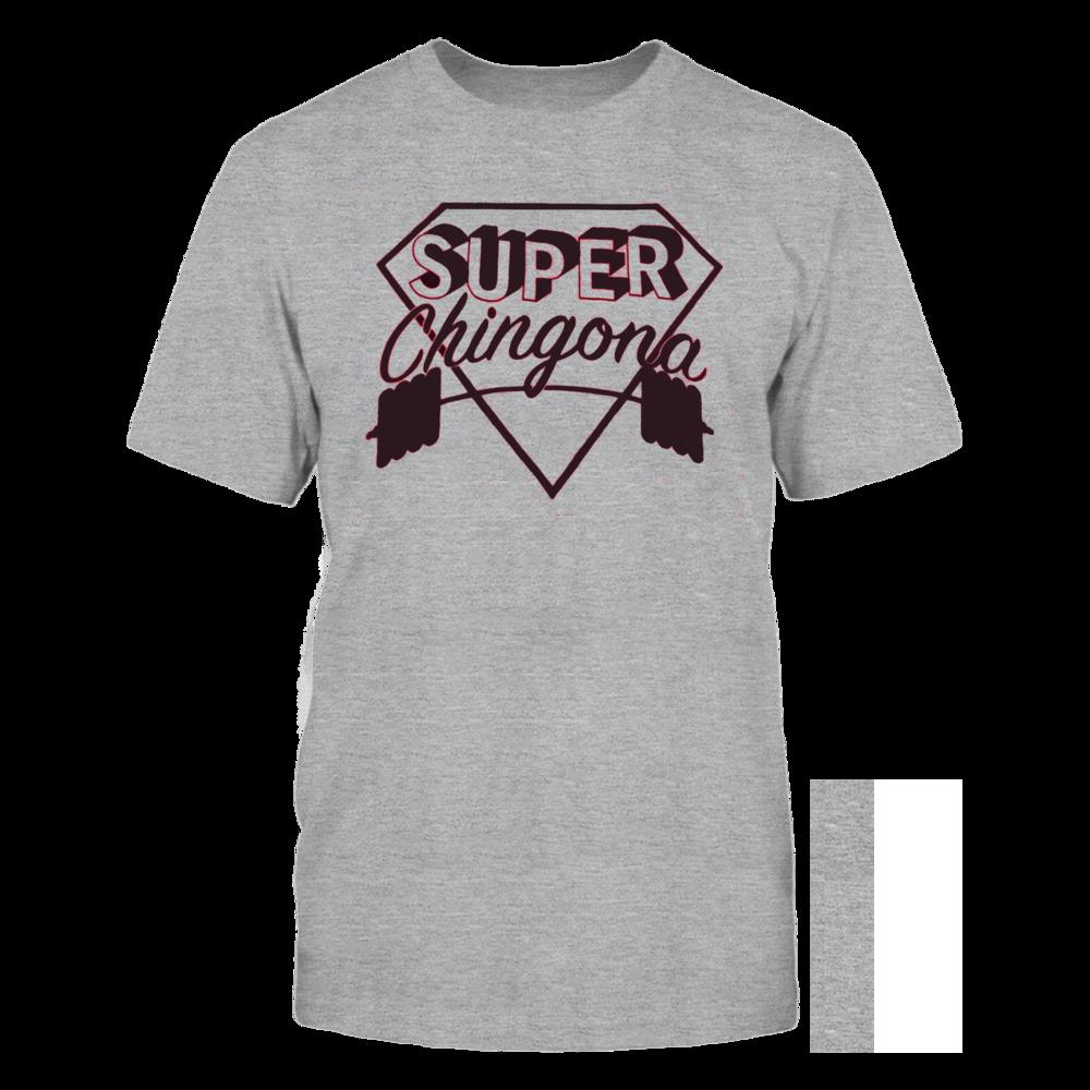 TShirt Hoodie Super Chinggona2 FanPrint