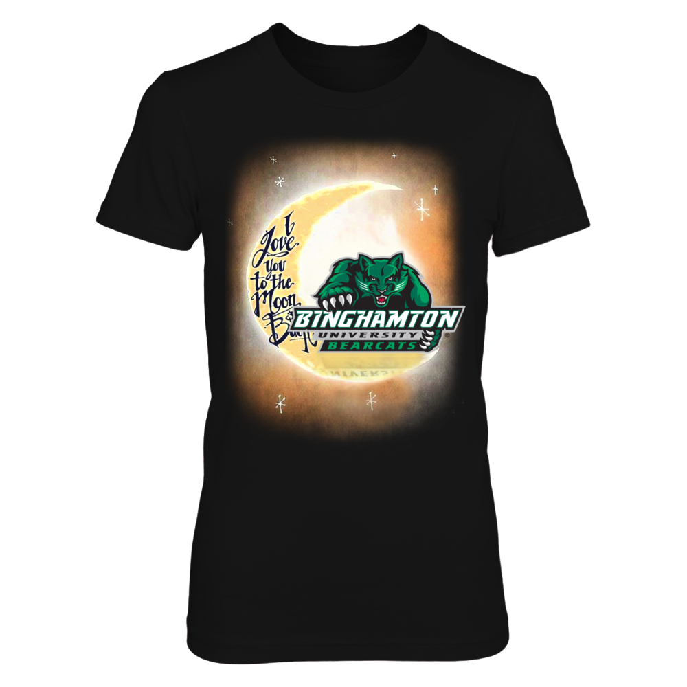Binghamton Bearcats LIMITED EDITION! FanPrint