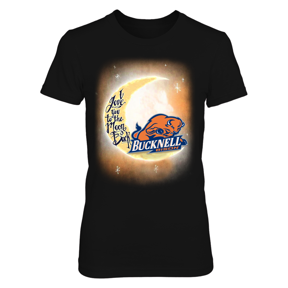 Bucknell Bison LIMITED EDITION! FanPrint