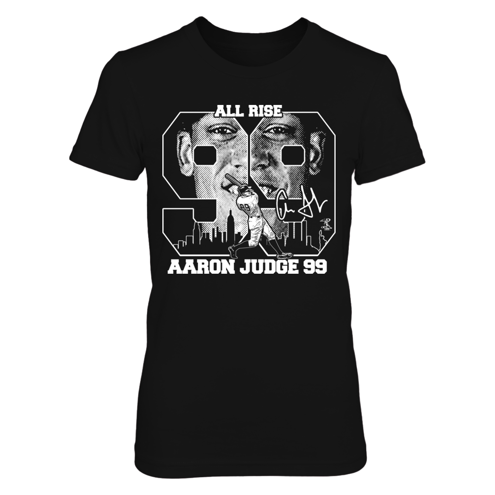 Aaron Judge Aaron Judge Big Nine Nine All Rise FanPrint