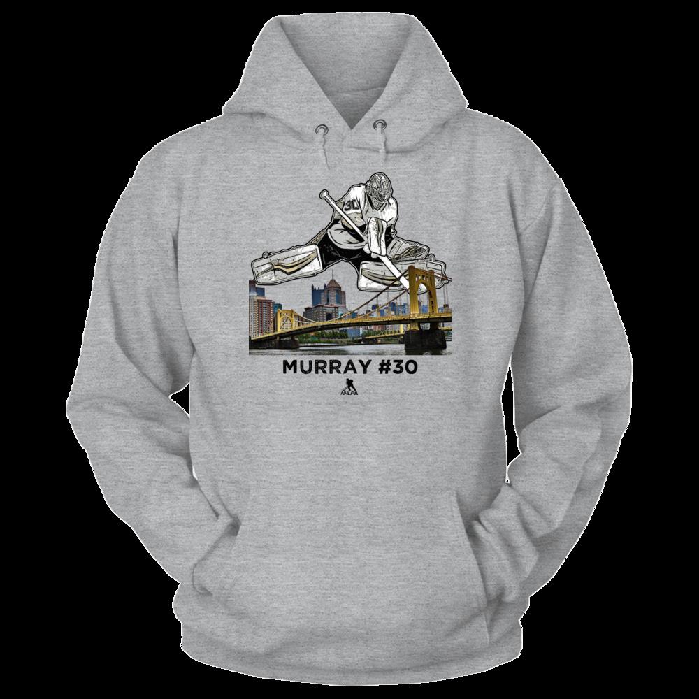 Matt Murray Matt Murray.. Pittsburgh Skyline Shirt FanPrint