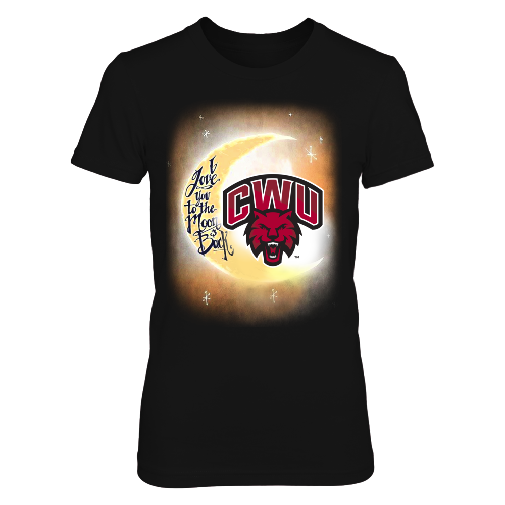 Central Washington Wildcats LIMITED EDITION! FanPrint