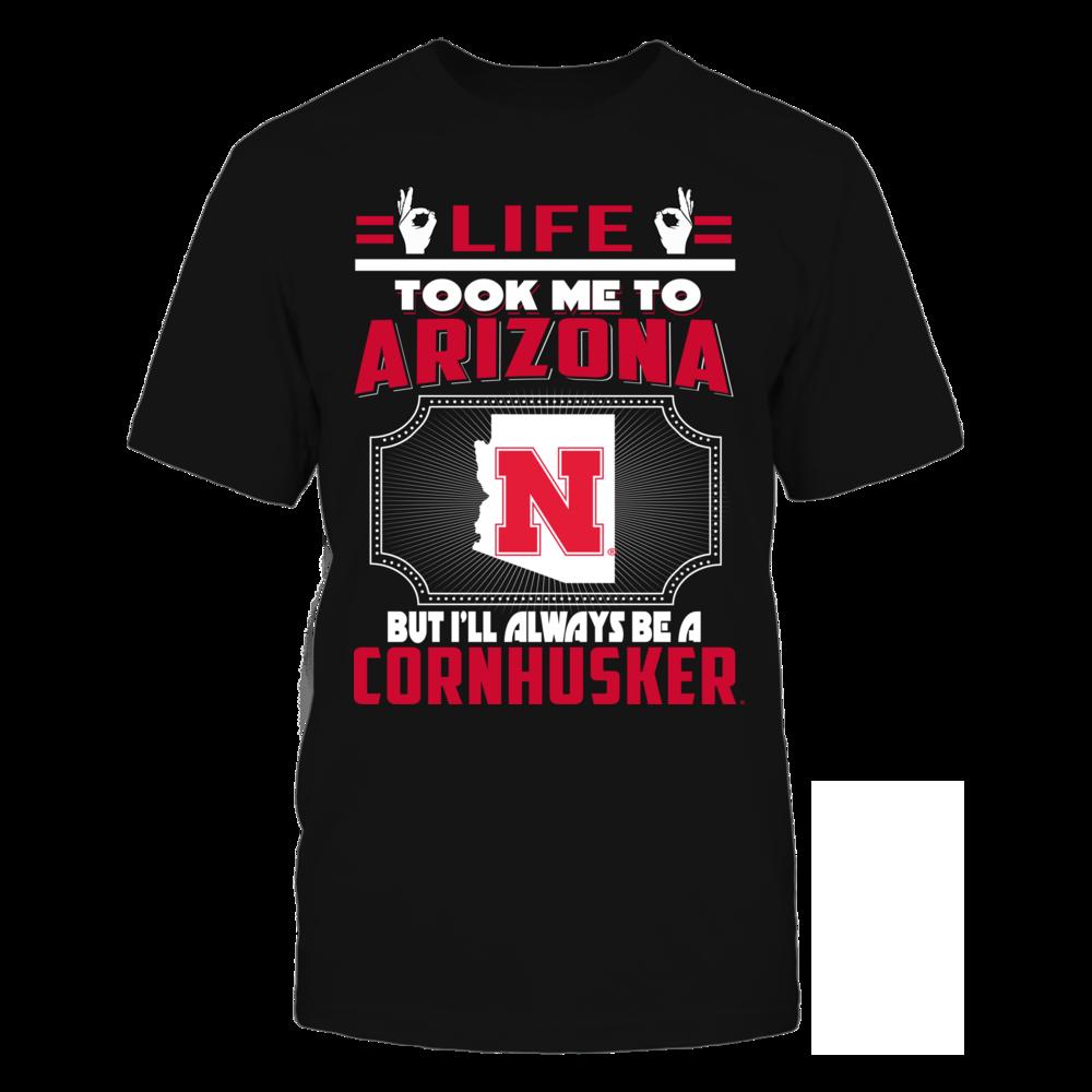 Life took me to Arizona - Nebraska Front picture
