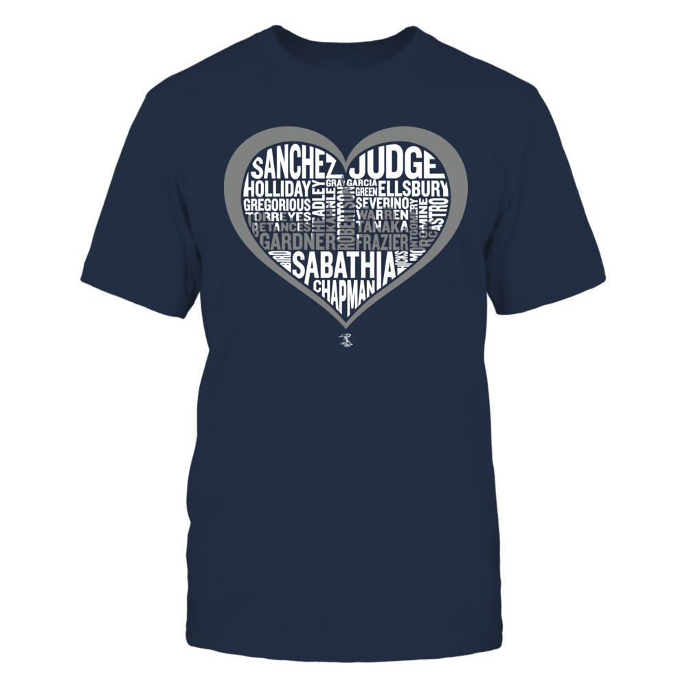 Aaron Judge Aaron Judge - 2017 New York Heart Skyline Team Roster FanPrint