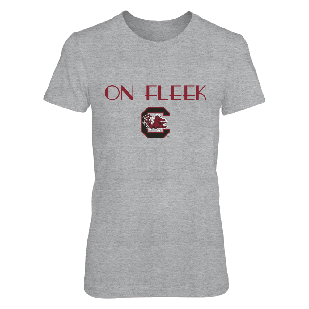 ON FLEEK - SOUTH CAROLINA GAMECOCKS Front picture