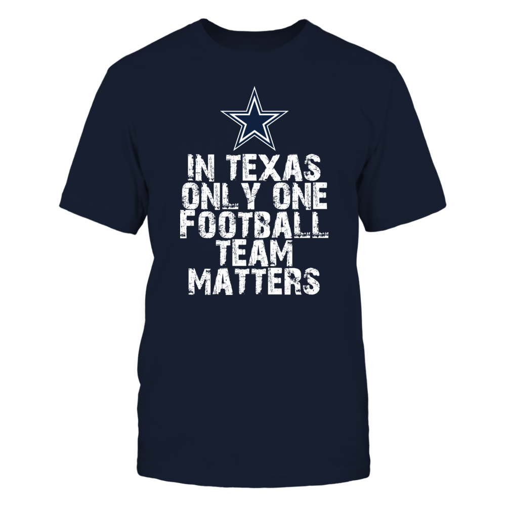 In Texas only one football team matters Front picture