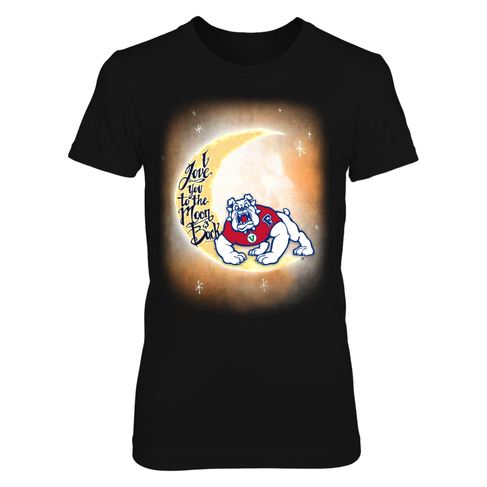 Fresno Bulldogs LIMITED EDITION! FanPrint