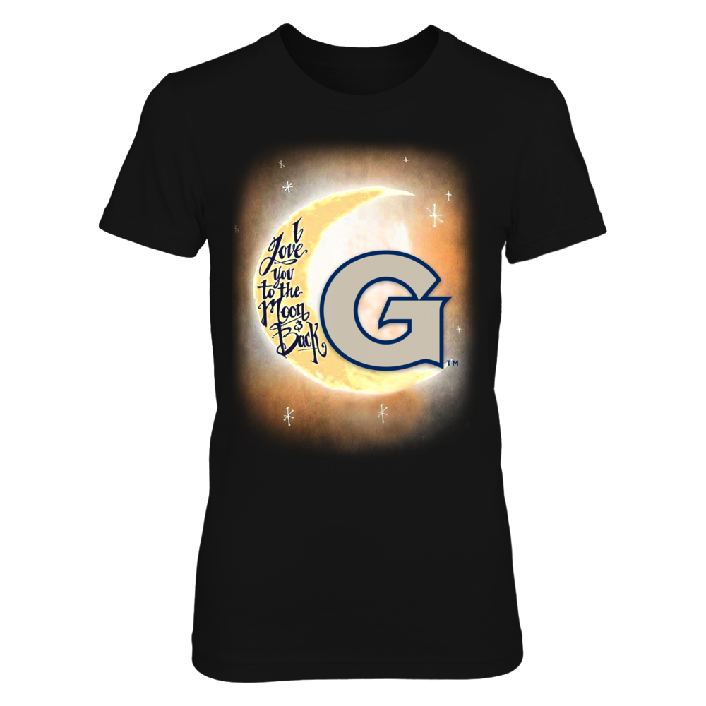 Georgetown Hoyas LIMITED EDITION! FanPrint