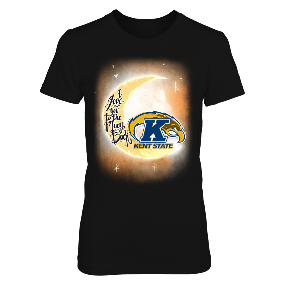 Kent State Golden Flashes LIMITED EDITION! FanPrint