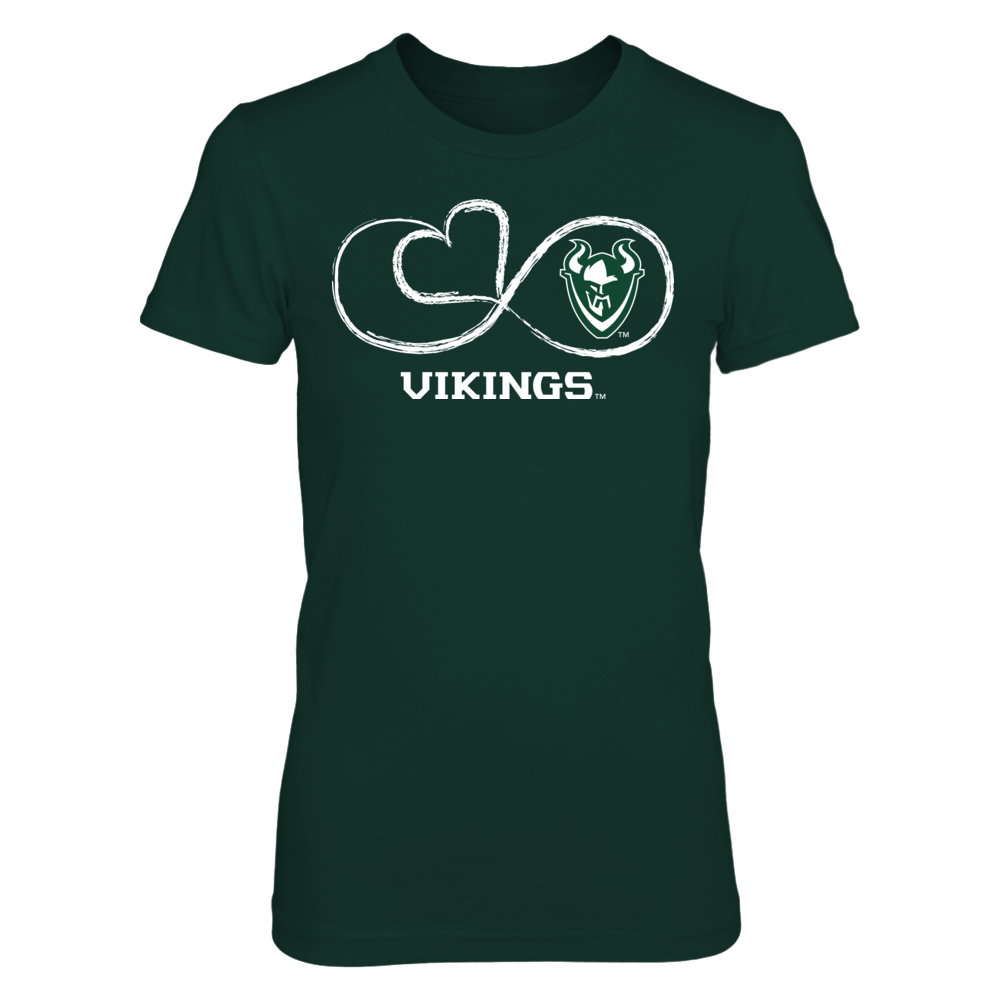 Portland State Vikings - Infinite Heart Front picture