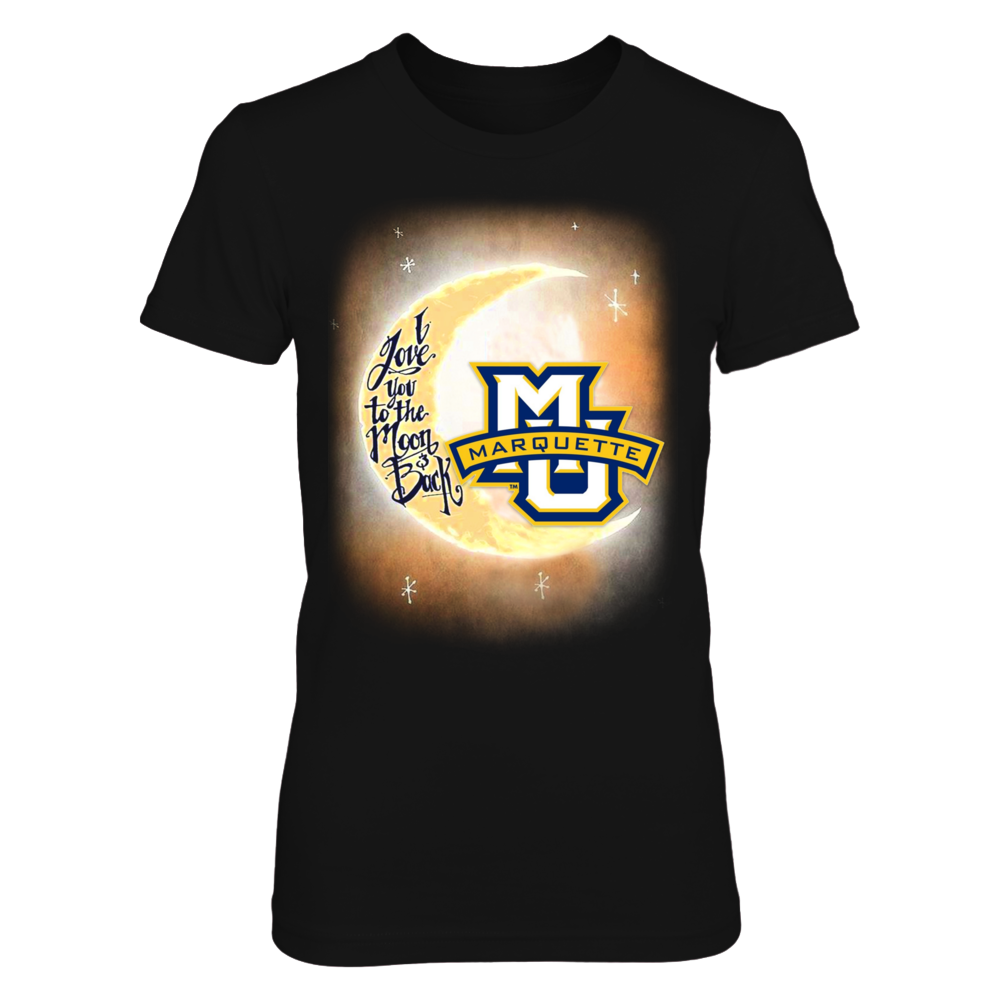 Marquette Golden Eagles LIMITED EDITION! FanPrint