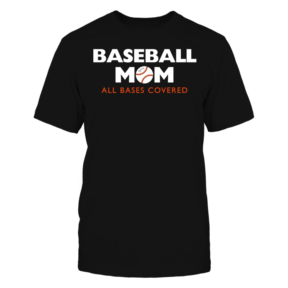 Baseball Mom T-Shirt 4 Front picture