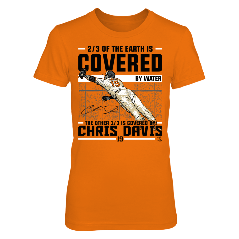 Chris Davis Chris Davis - Covered By FanPrint