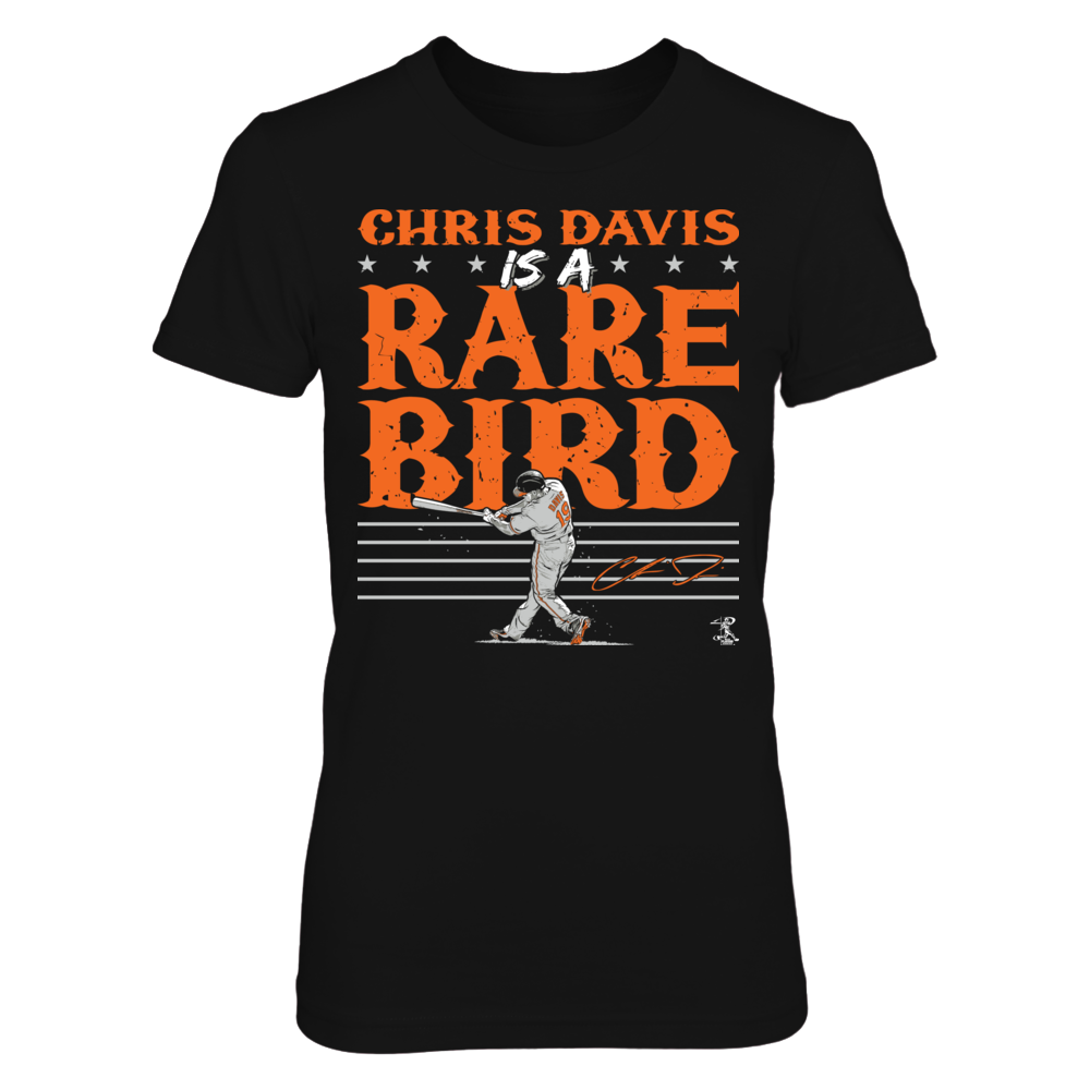 Chris Davis - Rare Bird Front picture