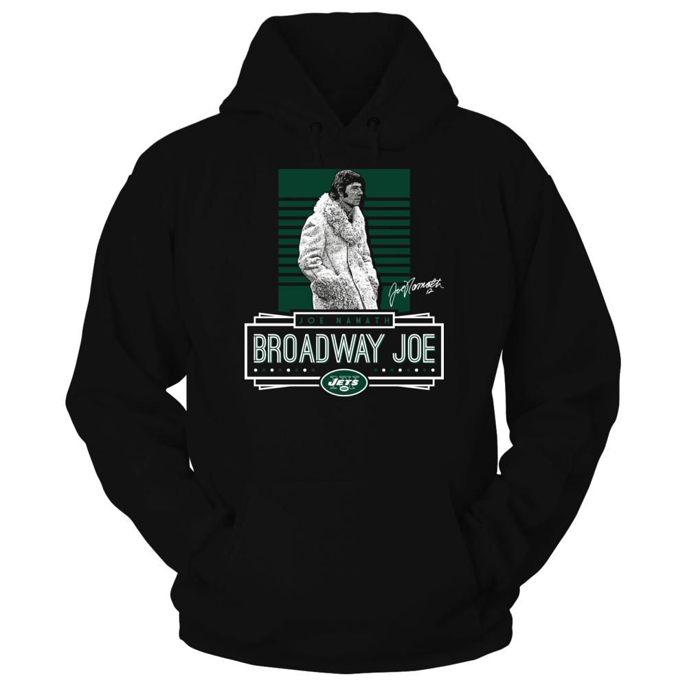 New York Jets - Broadway Joe Front picture