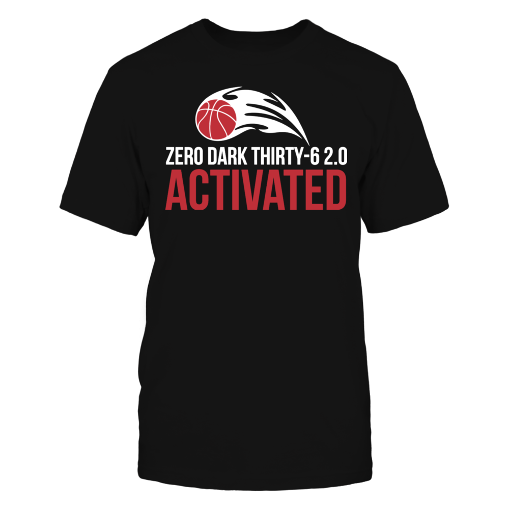 Zero Dark Thirty-6 2.0 Activated T-Shirt Front picture