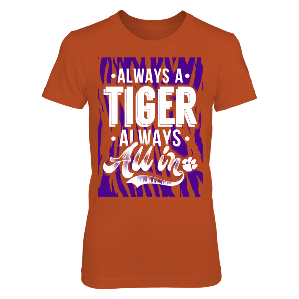 Clemson Tigers - Always A Tiger Front picture