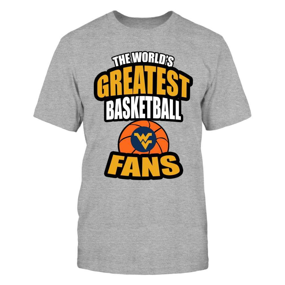 World's Greatest Basketball Fans - West Virginia Front picture