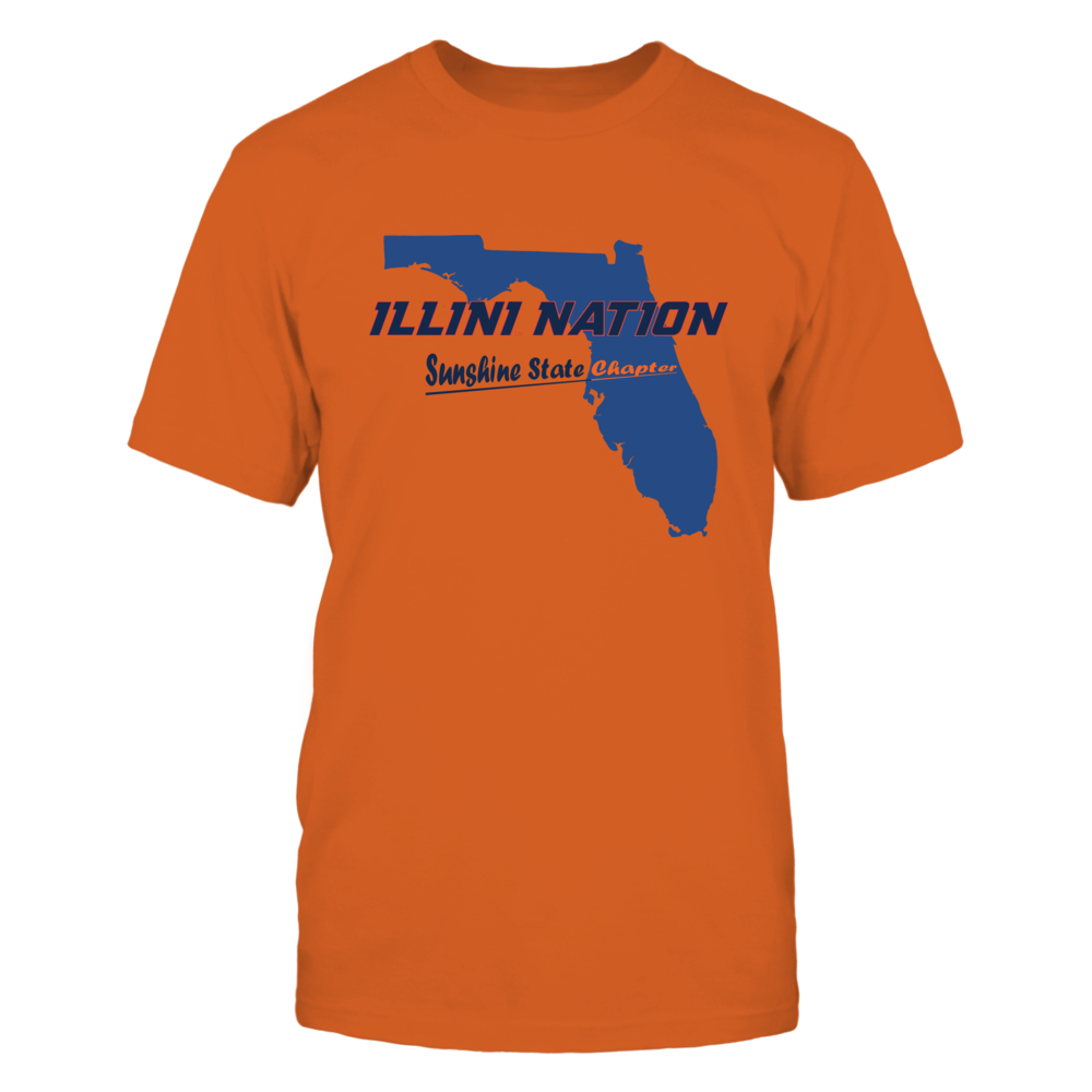 Illini Nation - Sunshine State Chapter Front picture