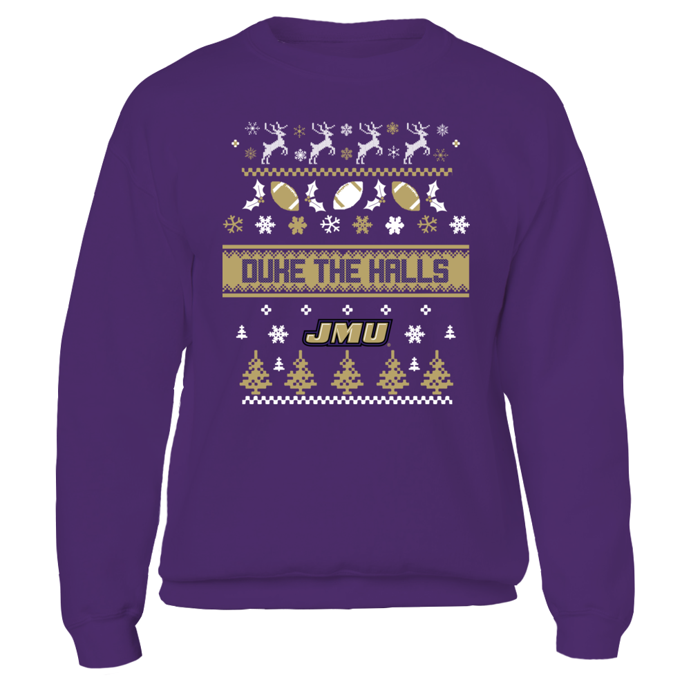 James Madison - Ugly Christmas Sweater Front picture